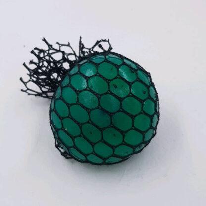 Klassisk stressbold farveskift mørk grøn