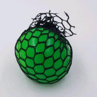 Klassisk stressbold med farveskift grøn