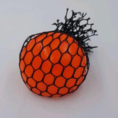 Klassisk stressbold med farveskift orange