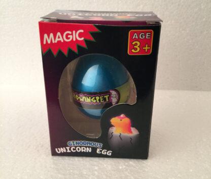 Magisk æg unicorn enhjørning