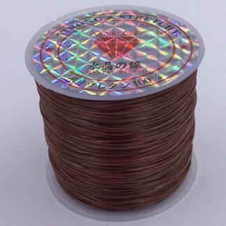 Fiberelastik stærk elastik og meget stærk brun