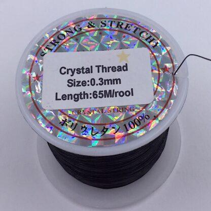 Sytråd af nylon 1 mm. tyk og 65 meter lang