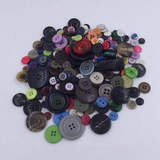 150 gram knapper blandet