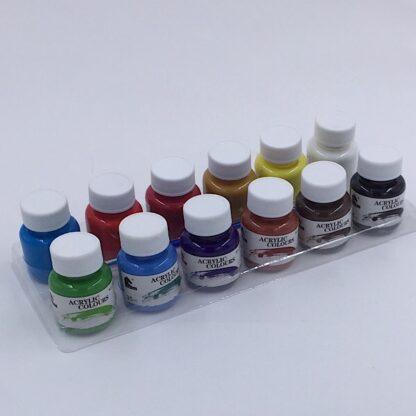 Akrylmalinger Matou Acrylic Colours