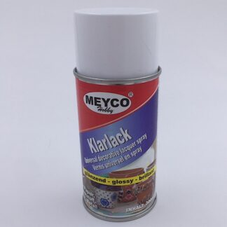 Blank klar lak fra Meyco hobby 300 ml