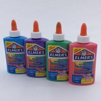 Elmers Farvelim 147 ml Colour Glue