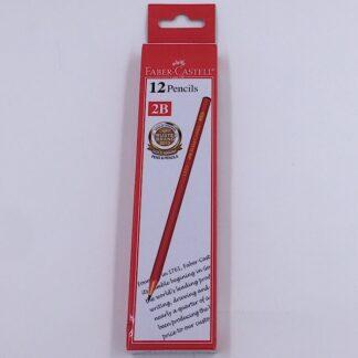 Faber-Castell 2B blyant 12 stk.