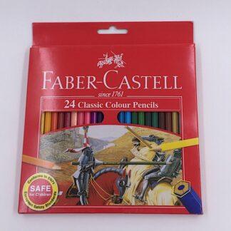 Faber-Castell farveblyanter 24 stk.