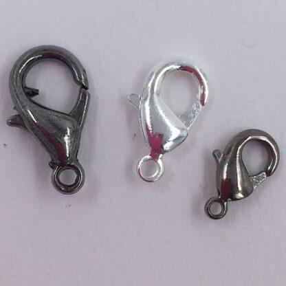 Karabin låse til smykkefremstilling
