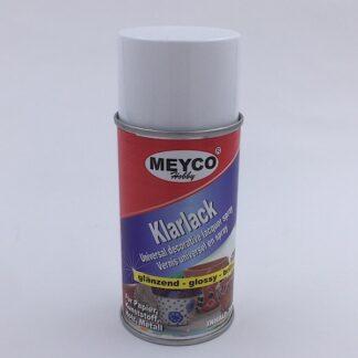 Klar lak fra Meyco hobby 300 ml