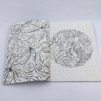 Mandala malebog med smukke tegninger