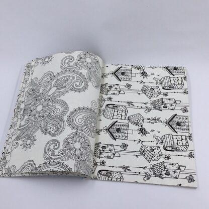 Mandala malebog til voksne med smukke mønstre