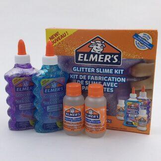 Elmers Glimmer sæt Glitter Slime Kit