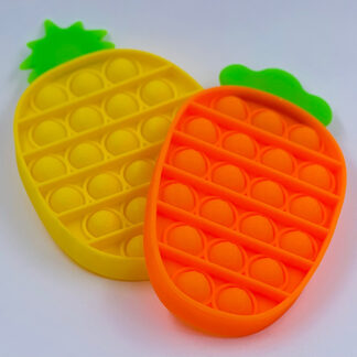 Pop it ananas Pop Fidget gulerod Fidget Toy