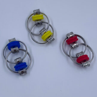Flip Chain Fidget Chain tre farver Fidget Toy