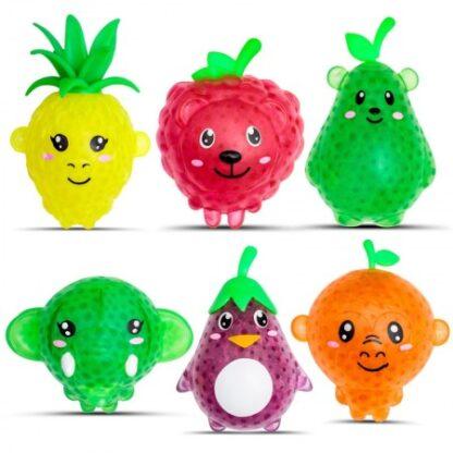 Jelly Ball Fruzoos Klemmebold Stress Toy