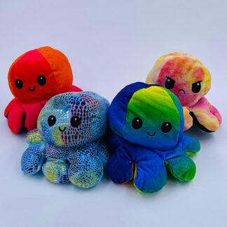 Moody octopus reversilel glade vendbar