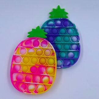 Pop it Ananas Marmoreret Pop Fidget