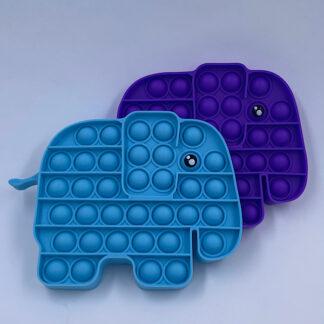 Pop it Elefant Pop Fidget Fidget Toy