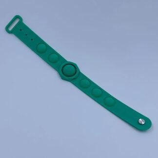 Pop it grøn armbånd Pop Fidget