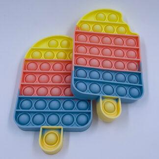 Pop it Pastelfarvet is Pop Fidget Fidget Toy