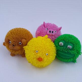 Puffimals dyr Antistress Toy