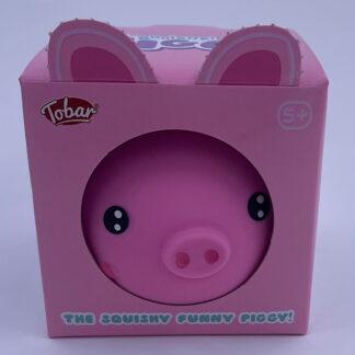 Squishkins Piggy Klemmebold Fidget Toy