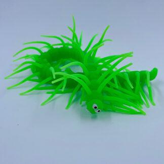Stretchy tusindeben grøn Fidget Toy