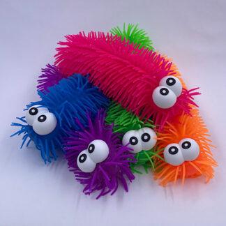 Tusindeben med lys og store øjne Stress Toy