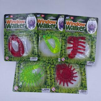 Vindues Vandrer Orm Skorpion Tusindben Window Walker Fidget Toy