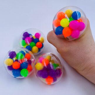 DNA Squishy Stressbold Legetøj