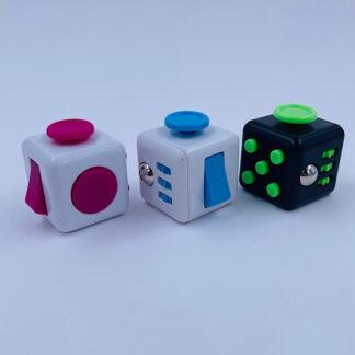 Fidget Cube finger terning Fidget Toy