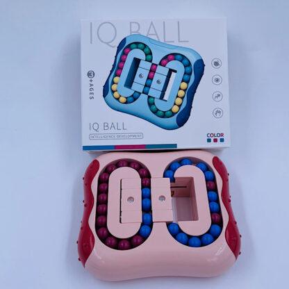 Fidget Toy IQ Ball lyserød