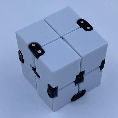 Infinity cube hvid Legetøj