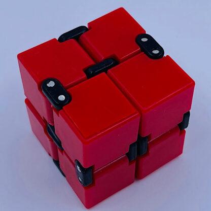 Infinity cube rød Legetøj