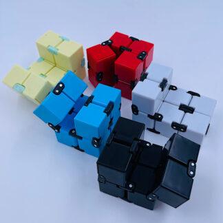 Infinity Cube stress Legetøj