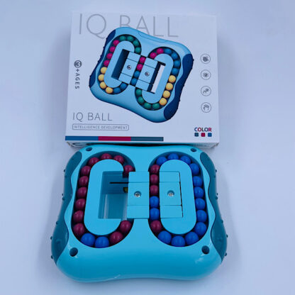 IQ Ball lyseblå Fidge Toy