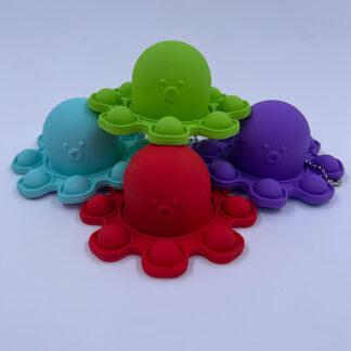 Magic Octopus Flip color change surprise