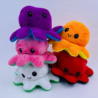 Octepus Reversible glade farver glad Små gaver