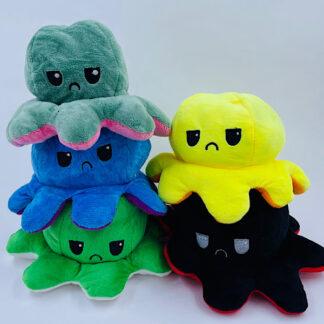 Octepus Reversible glade farver sur Små gaver