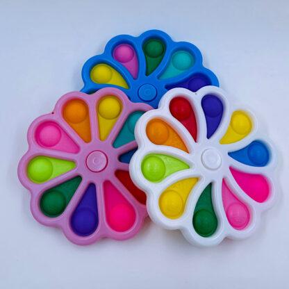 Simple Dimple Fidget spinner kæmpe Fidget Toy
