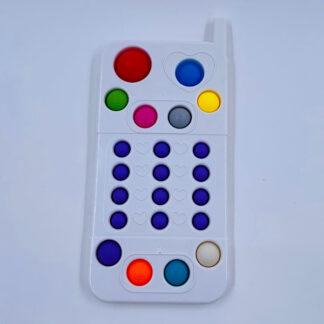 Simple Dimple mobil Tlf. hvid Legetøj
