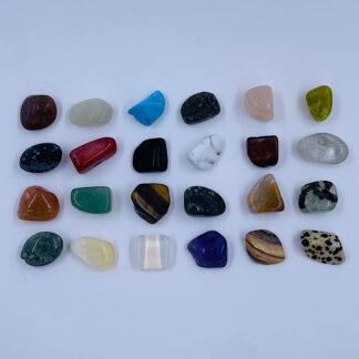 Sten fra hele verden 24 stk. verdenssten sjov