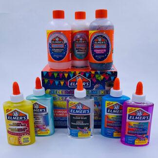 Elmers Celebration kit Fødselsdags slim sæt
