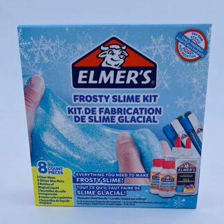 Elmers Frosty slime kit Frost slim sæt æske