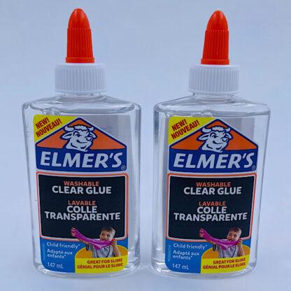 Elmers Frosty slime kit Frost slim sæt klar lim