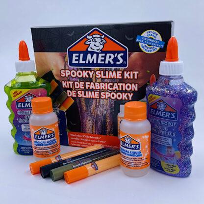 Elmers spooky slime kit lim til slim