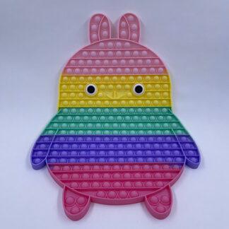 Pop it Totoro pastelfarvet Fidget Toy
