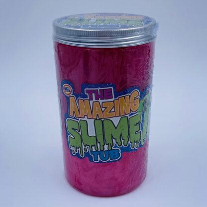 Amazing slime tub pink