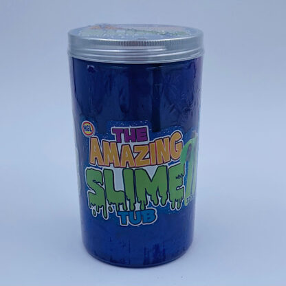 Amazing slime tub lilla